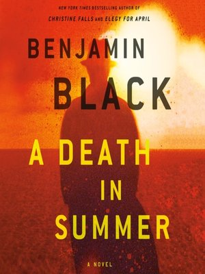 cover image of A Death in Summer