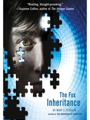 cover image of The Fox Inheritance