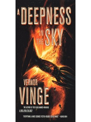 cover image of A Deepness in the Sky