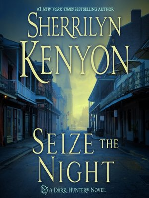 cover image of Seize the Night