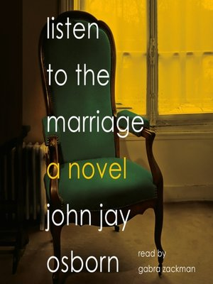 cover image of Listen to the Marriage
