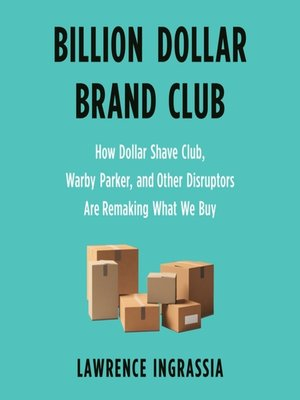 cover image of Billion Dollar Brand Club