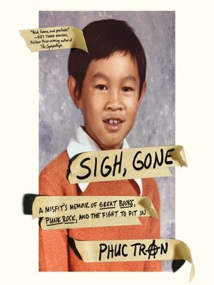 cover image of Sigh, Gone