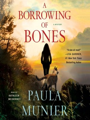 cover image of A Borrowing of Bones--A Mystery
