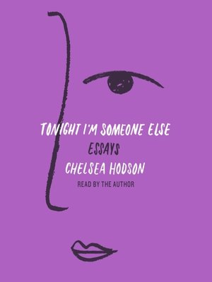 cover image of Tonight I'm Someone Else