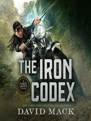 cover image of The Iron Codex--A Dark Arts Novel