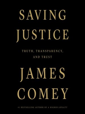 cover image of Saving Justice