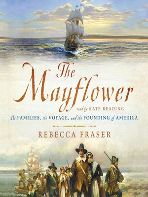cover image of The Mayflower
