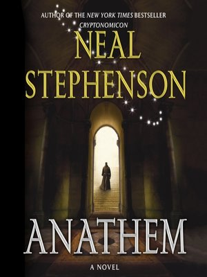cover image of Anathem