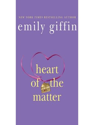 cover image of Heart of the Matter