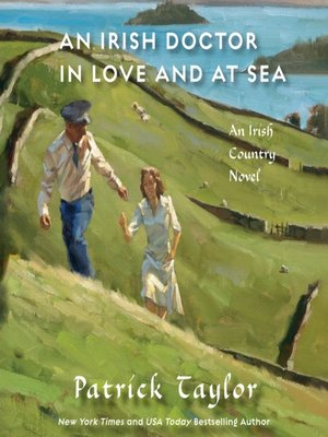 cover image of An Irish Doctor in Love and at Sea