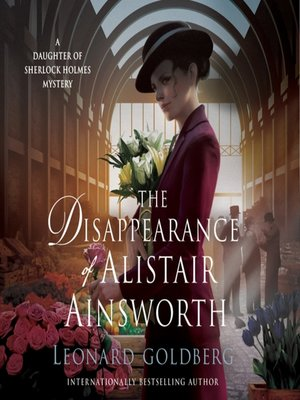 cover image of The Disappearance of Alistair Ainsworth