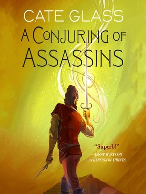 cover image of A Conjuring of Assassins