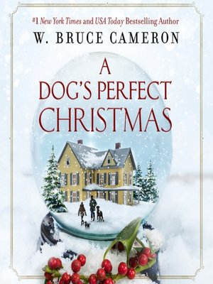 cover image of A Dog's Perfect Christmas