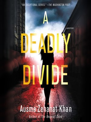 cover image of A Deadly Divide