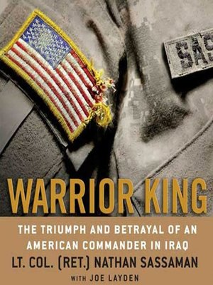 cover image of Warrior King