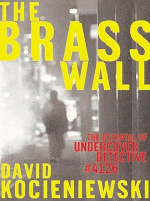 cover image of The Brass Wall