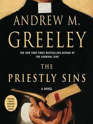 cover image of The Priestly Sins