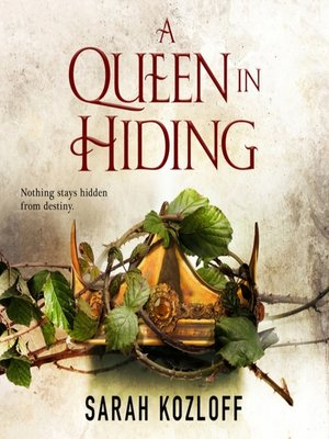 cover image of A Queen in Hiding