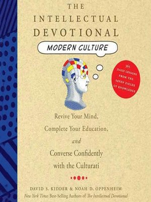 cover image of The Intellectual Devotional Modern Culture
