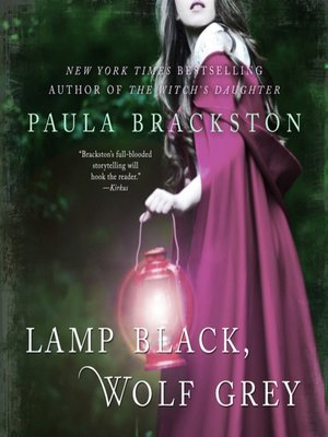 cover image of Lamp Black, Wolf Grey