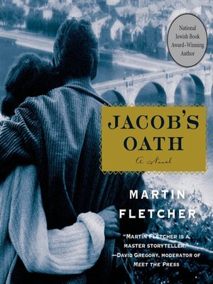 cover image of Jacob's Oath