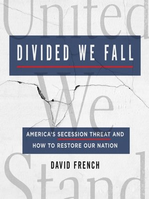 cover image of Divided We Fall