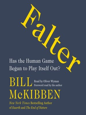 cover image of Falter