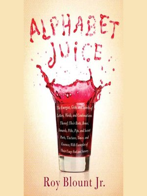 cover image of Alphabet Juice