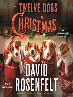 cover image of The Twelve Dogs of Christmas