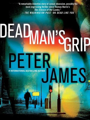 cover image of Dead Man's Grip