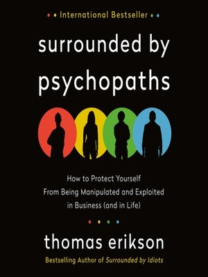 cover image of Surrounded by Psychopaths