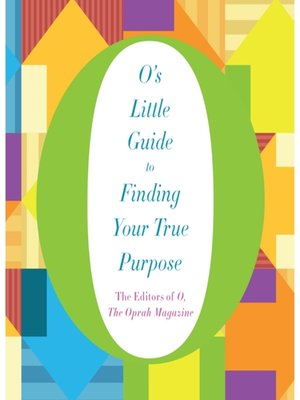 cover image of O's Little Guide to Finding Your True Purpose