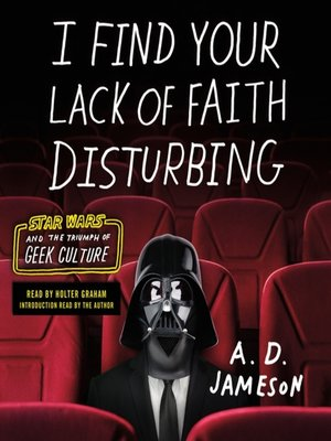 cover image of I Find Your Lack of Faith Disturbing