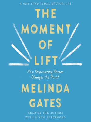 cover image of The Moment of Lift