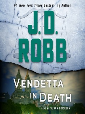 cover image of Vendetta in Death
