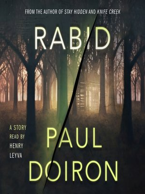 cover image of Rabid