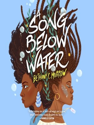 cover image of A Song Below Water