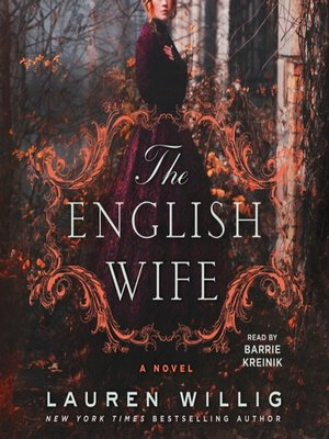 cover image of The English Wife