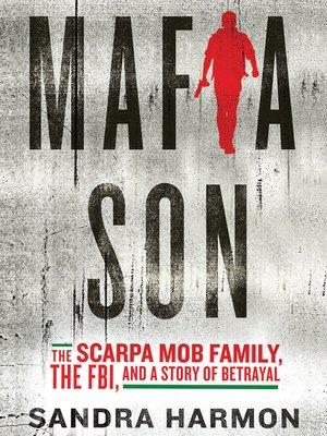 cover image of Mafia Son