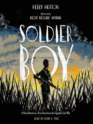 cover image of Soldier Boy