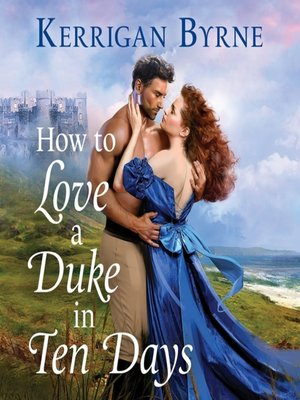 cover image of How to Love a Duke in Ten Days