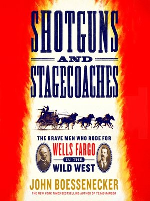 cover image of Shotguns and Stagecoaches