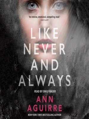 cover image of Like Never and Always
