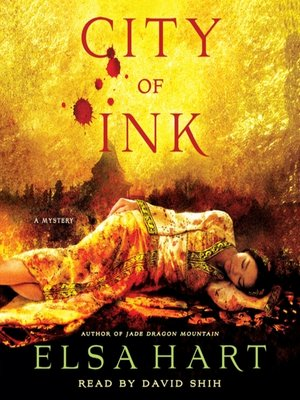 cover image of City of Ink