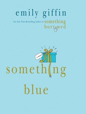 cover image of Something Blue