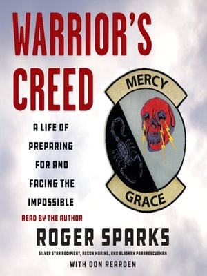 cover image of Warrior's Creed