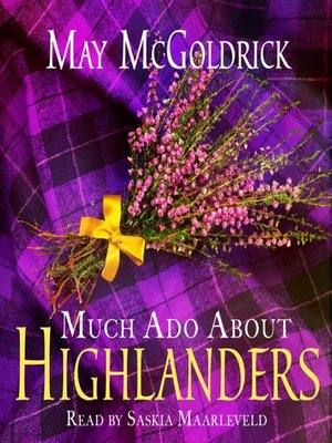cover image of Much Ado About Highlanders
