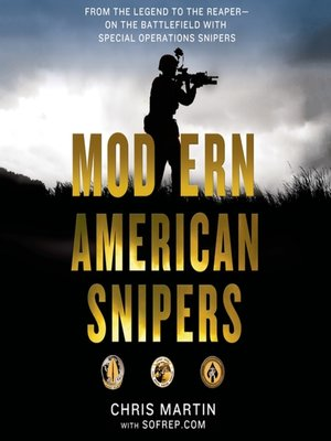 cover image of Modern American Snipers