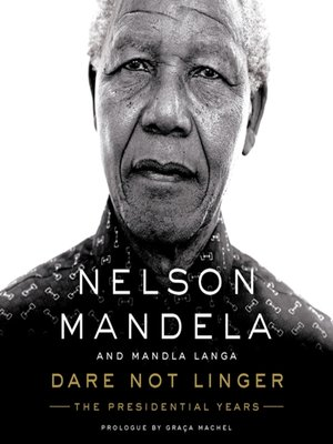 cover image of Dare Not Linger